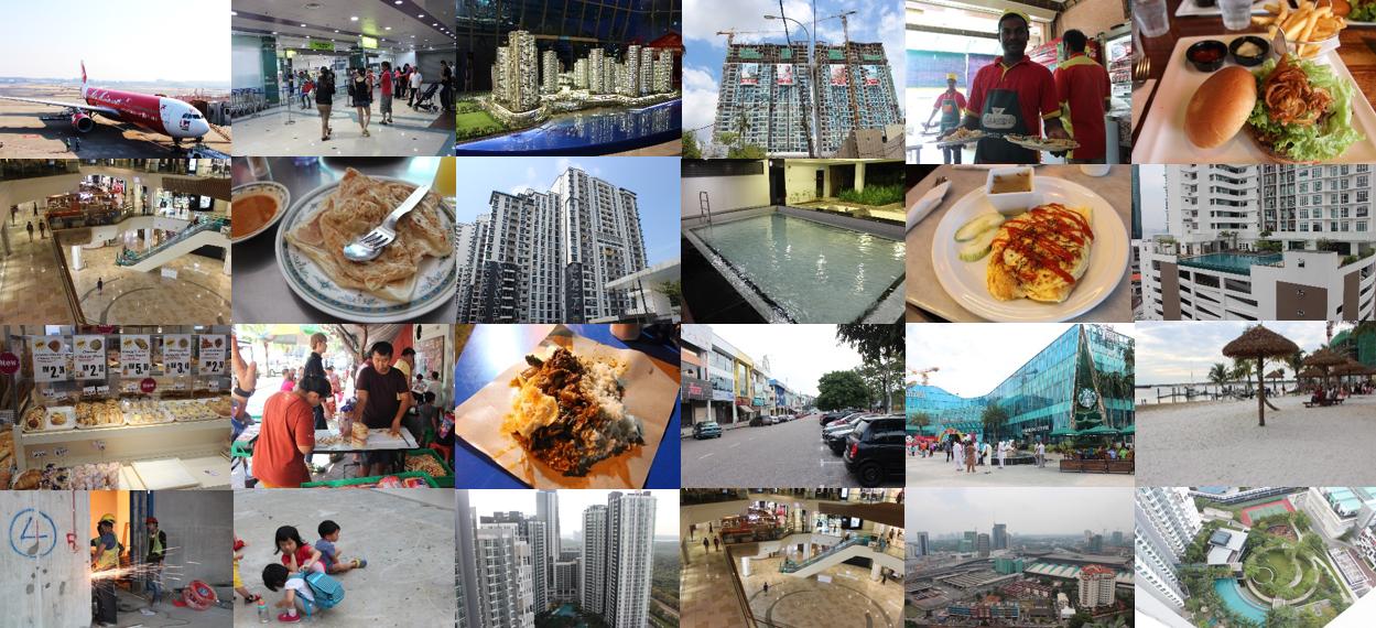 変わりゆくマレーシア第2の都市 ジョホールバル
